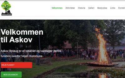 Askov Bylaug - ny hjemmeside