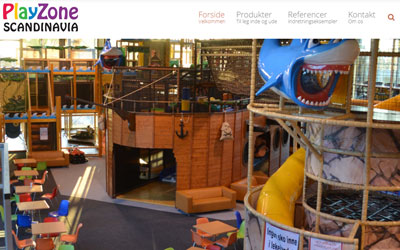 Playzone Scandinavia - Googld Ads kampagner